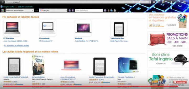 Meilleurs sites pour acheter en ligne