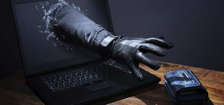 Escroquerie en ligne
